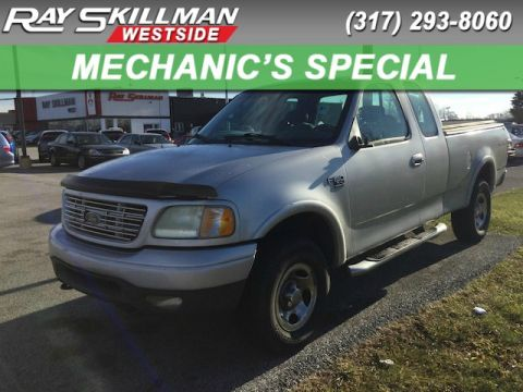 Pre-Owned 2002 Ford F-150 XL