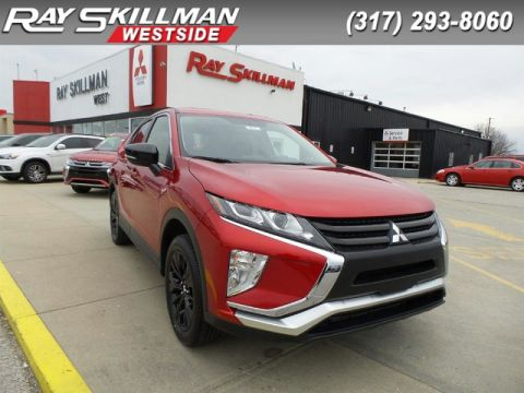 New 2018 Mitsubishi Eclipse Cross LE 1.5T S-AWC