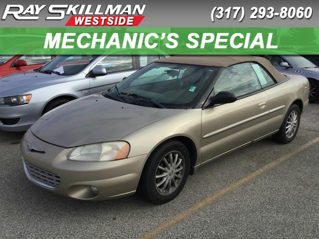Pre-Owned 2002 Chrysler Sebring LXI