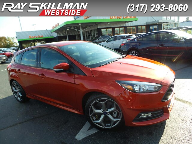 Pre-Owned 2018 Ford Focus ST ST