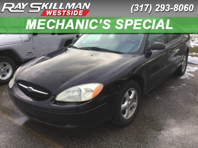 Pre-Owned 2003 Ford Taurus SE STANDARD