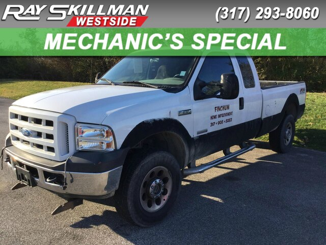 Pre-Owned 2006 Ford F-250 SUPER CAB