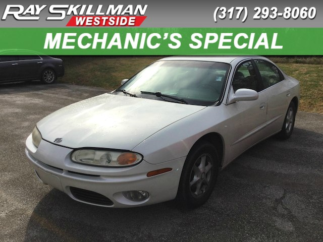 Pre-Owned 2001 Oldsmobile Aurora 4DR SDN 3.5L