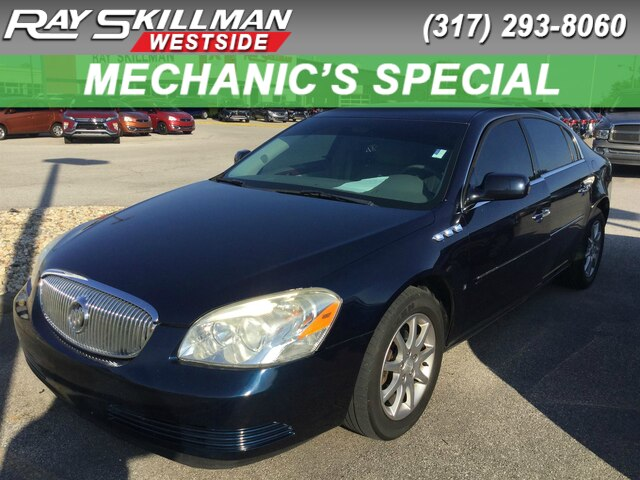 Pre-Owned 2008 Buick Lucerne SEDAN