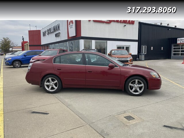 Pre-Owned 2006 Nissan Altima 4