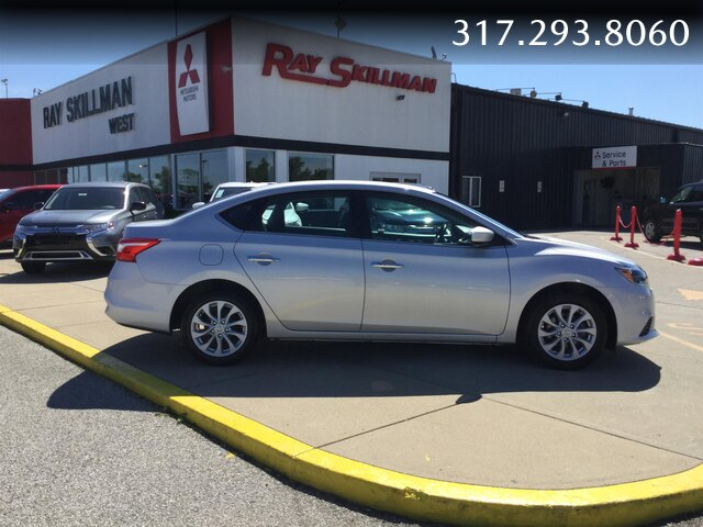 Pre-Owned 2019 Nissan Sentra SV