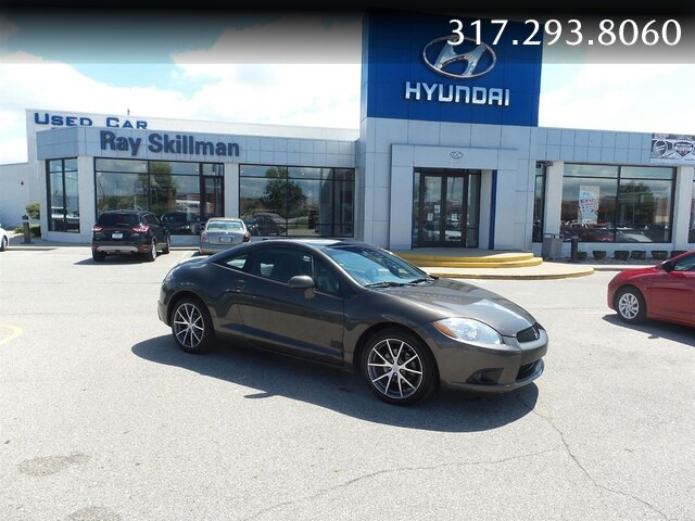 Pre-Owned 2011 Mitsubishi Eclipse GS