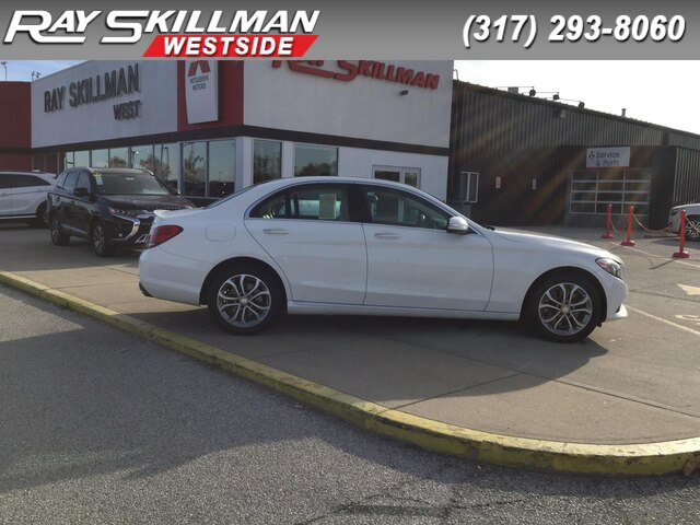 Pre-Owned 2015 Mercedes-Benz C 300 4DR SDN C300 4M