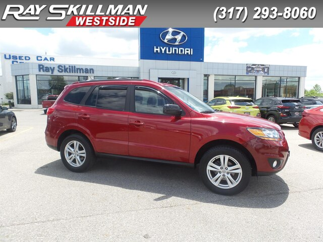 Pre-Owned 2010 Hyundai Santa Fe 4DR FWD SE V6 AT