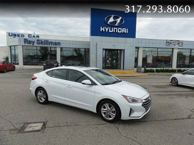 Pre-Owned 2019 Hyundai Elantra VALUE