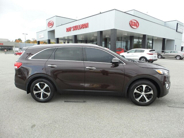 Certified Pre-Owned 2017 Kia Sorento REM STRT,2-KEYS