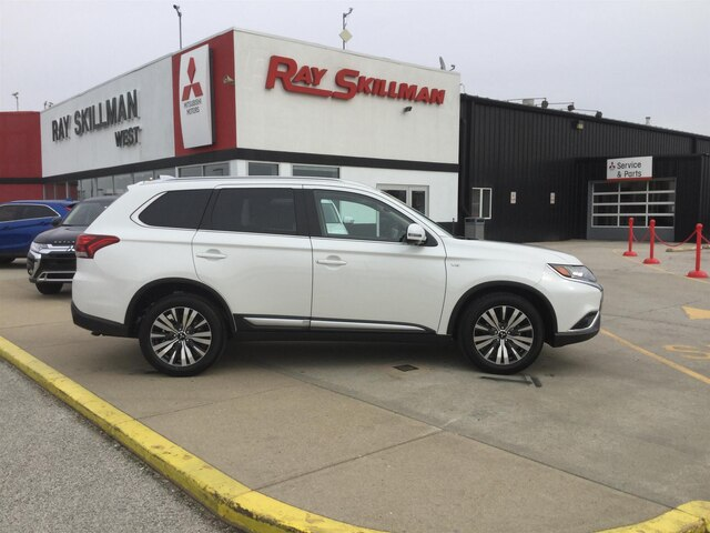 New 2019 Mitsubishi Outlander 3.0 GT S-AWC