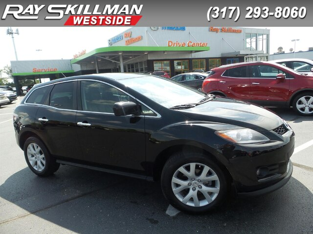 Pre-Owned 2008 Mazda CX-7 GRAND TOURING