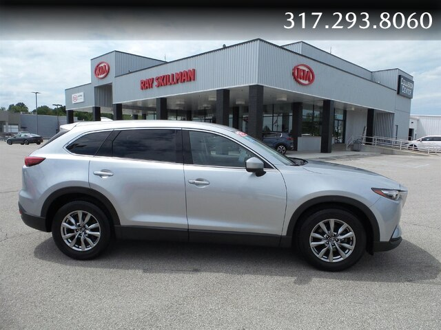 Pre-Owned 2017 Mazda CX-9 TOURING