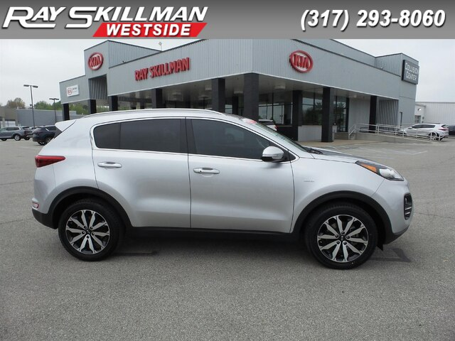 Certified Pre-Owned 2017 Kia Sportage PANO ROOF,NAV