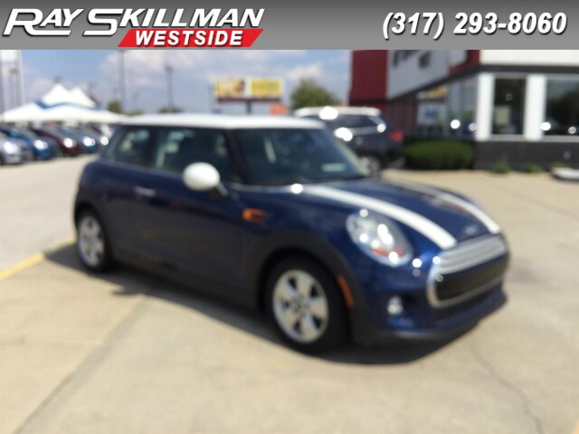 Pre-Owned 2015 MINI Hardtop 2DR CPE