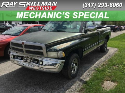 Pre-Owned 1996 Dodge BR1500 REG CAB 119 WB""