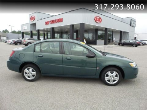 Pre-Owned 2006 Saturn ION 4DR SDN 2 AT