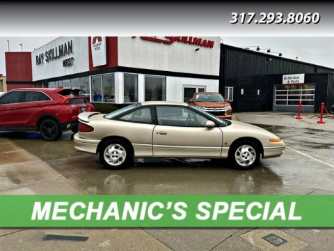 Pre-Owned 1995 Saturn SC2 SC MT