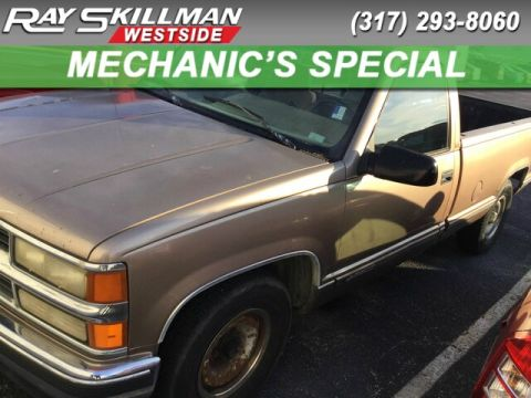 Pre-Owned 1995 Chevrolet C2500 REG CAB 2WD 133