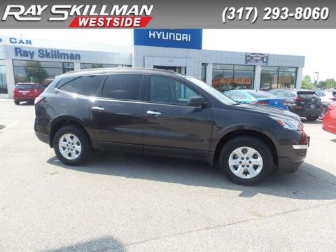 Pre-Owned 2015 Chevrolet Traverse LS