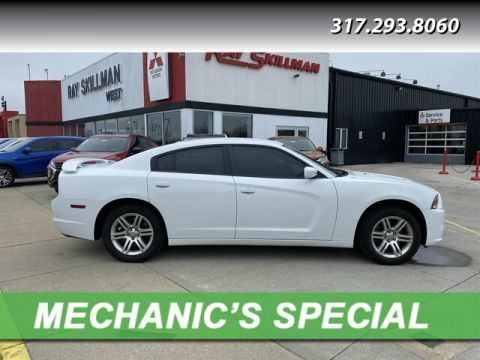 Pre-Owned 2011 Dodge Charger POLICE