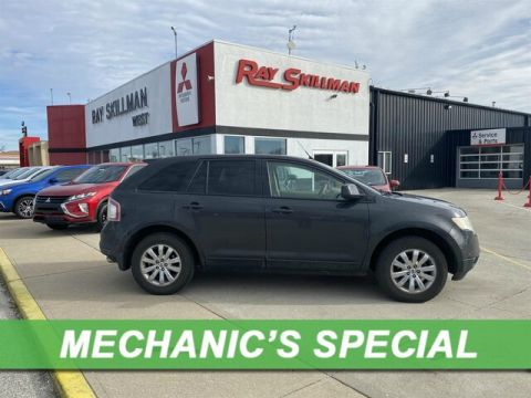 Pre-Owned 2007 Ford Edge 4DR FWD SEL
