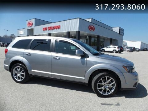 Pre-Owned 2018 Dodge Journey GT, 2-KEYS