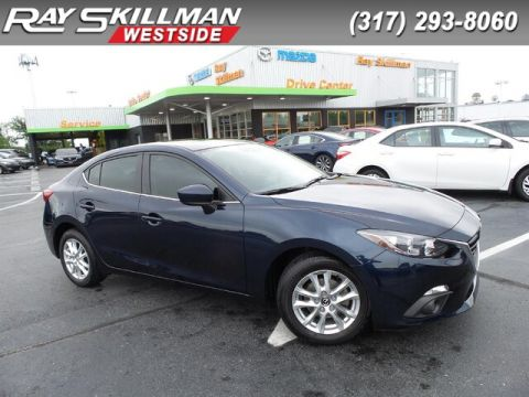 Pre-Owned 2016 Mazda3 I TOURING