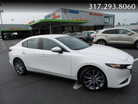 Pre-Owned 2019 Mazda3 W/PREFERRED PKG