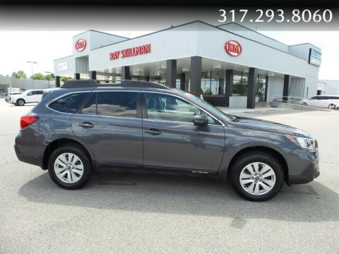 Pre-Owned 2018 Subaru Outback MOONROOF,NAV