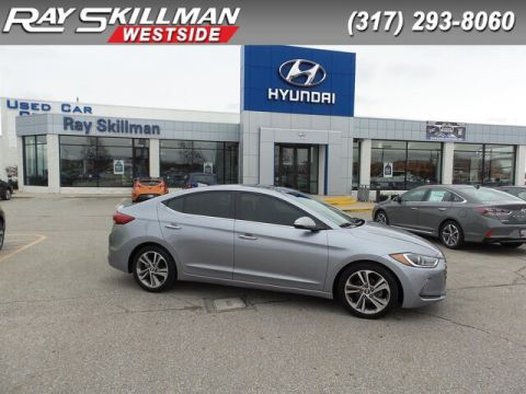 Pre-Owned 2017 Hyundai Elantra LIMITED