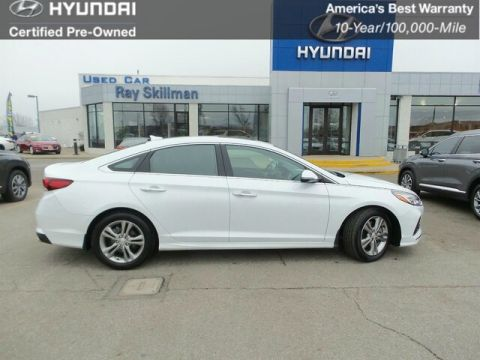 Certified Pre-Owned 2018 Hyundai Sonata LIMITED