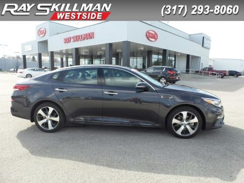 Certified Pre-Owned 2019 Kia Optima PANO ROOF, CAR PLAY