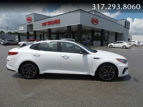 Certified Pre-Owned 2020 Kia Optima PANO ROOF,NAV