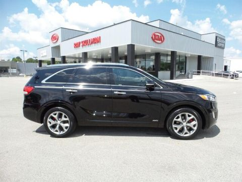 Certified Pre-Owned 2017 Kia Sorento PANO ROOF,NAV