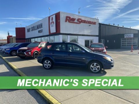 Pre-Owned 2005 Pontiac Vibe 4DR HB FWD W/1S