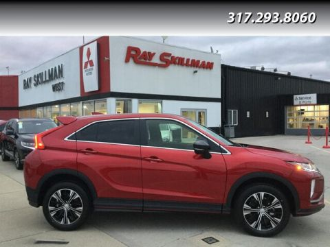 New 2019 Mitsubishi Eclipse Cross 1.5 SP