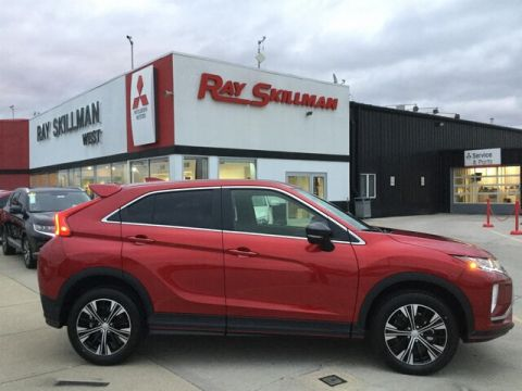 New 2019 Mitsubishi Eclipse Cross 5DR HB SP S-AWC