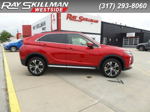 New 2019 Mitsubishi Eclipse Cross SEL 1.5T S-AWC