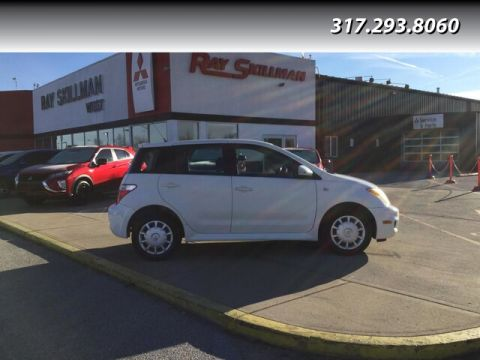 Pre-Owned 2006 Scion xA 4DR SDN AT