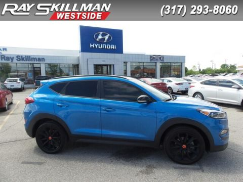 Pre-Owned 2017 Hyundai Tucson NIGHT