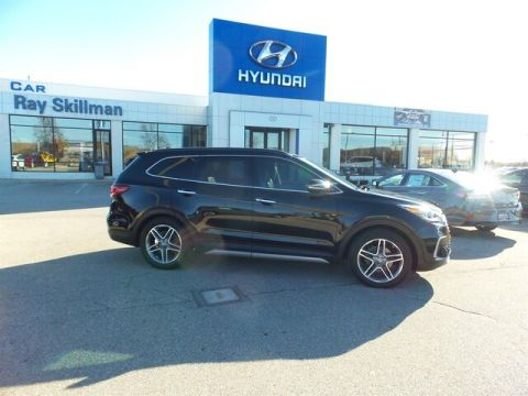 Pre-Owned 2017 Hyundai Santa Fe LIMITED ULTIMAT