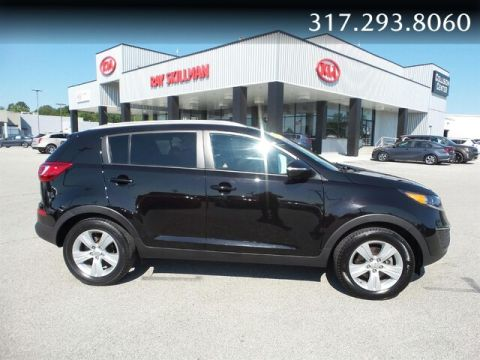 Pre-Owned 2013 Kia Sportage BASE