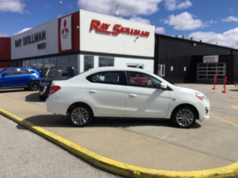 New 2019 Mitsubishi Mirage G4 G4 SE
