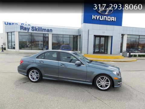 Pre-Owned 2012 Mercedes-Benz C 300 4DR SDN C300 C 30